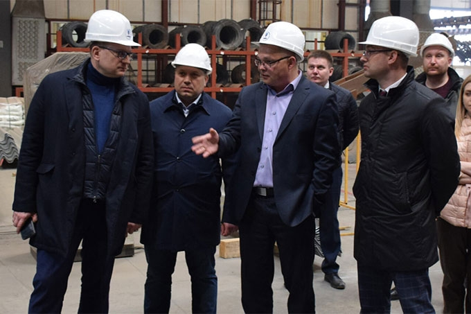 Члены Совета Федерации оценили перспективу экономического развития города