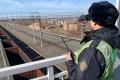 Мужчина пытался незаконно пересечь границу в вагоне с углем