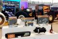 На Международной промышленной выставке «Иннопром-2021» ШААЗ представил шахтную погрузочно-доставочную машину