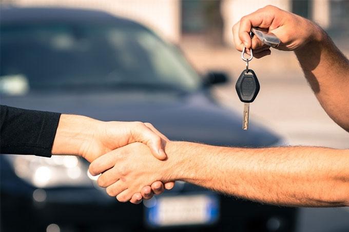 Курганец совершал мошеннические действия при покупке авто