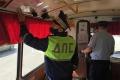 За сутки проверками охвачено 230 автобусов, выявлено более 70 нарушений