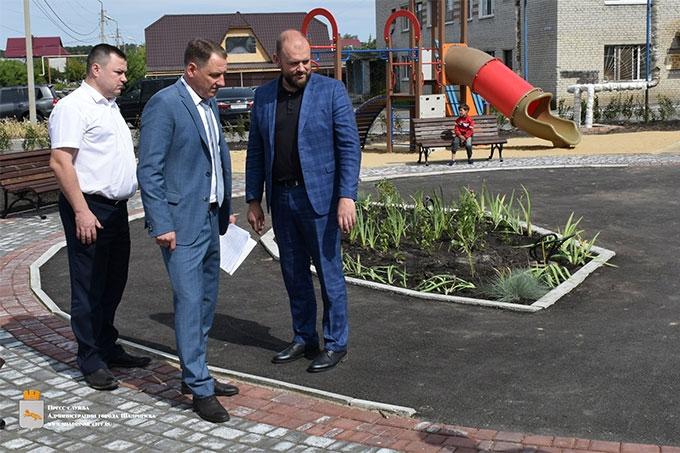 Шадринск с рабочим визитом посетил Анатолий Воробьев