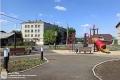 Строительство сквера на улице Свердлова завершено