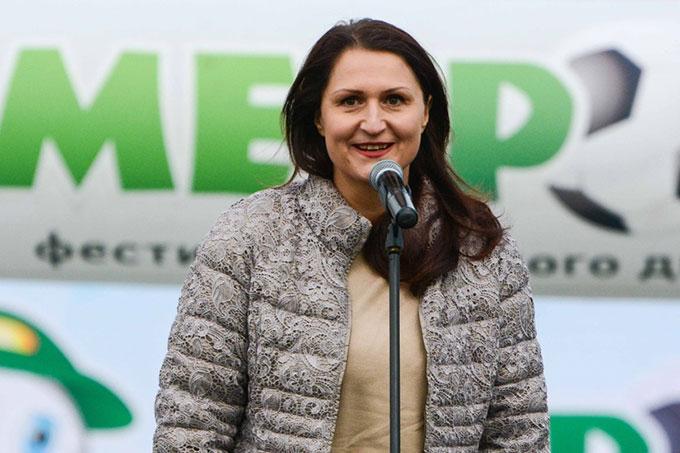 Анна Шабарова