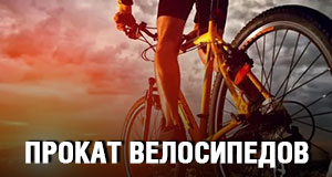 Прокат велосипедов в Шадринске