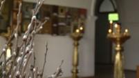 Православный календарь - Вербное воскресенье