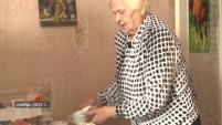 Мария Григорьевна Бахарева - ветеран труда ШААЗа