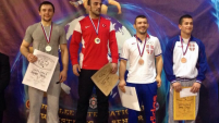 Александр Пайвин - призёр международного турнира по греко-римской борьбе
