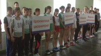Соревнования по легкой атлетике среди детей-инвалидов