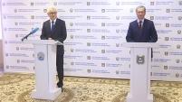 Подписание протокола о сотрудничестве с Северо-Казахстанской областью