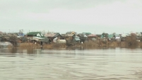 Паводковая ситуация