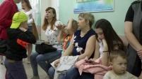 Электронные очереди в детской больнице