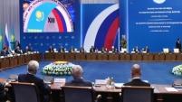 Алексей Кокорин на форуме в Казахстане