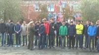 Осенний призыв в Шадринске
