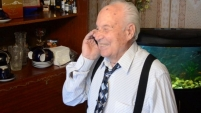 Альберт Карпов отметил 90-летний юбилей