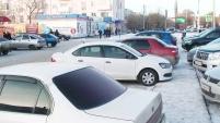 Проблема парковок в Шадринске