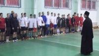 Второй епархиальный турнир по мини-футболу в Шадринске
