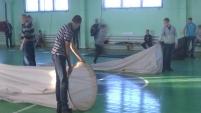 """Финал соревнований """"Веселые старты"""" в Шадринске"""