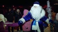 Открытие Новогодней Елки 2016 в п.Осеево
