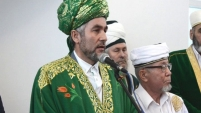 Открытие мечети в Шадринске
