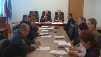 Антитеррористическая комиссия прошла в Шадринске