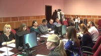 Участие молодежной палаты в жизни Шадринска