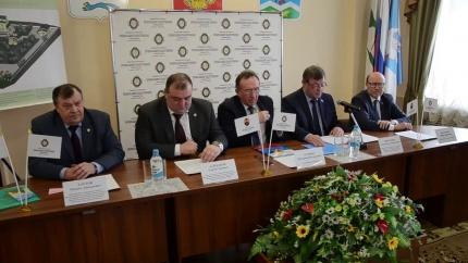 Подписание соглашения о сотрудничестве с ИППО