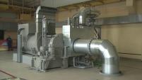 Запуск новой паровой турбины на ШААЗе