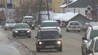 В Шадринске стало больше аварий