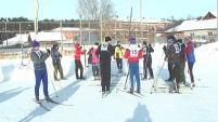 В Шадринске прошёл второй этап Зимнего фестиваля ГТО