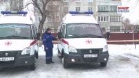 Рабочий визит Ларисы Кокориной на станцию скорой помощи