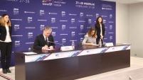 Подписание соглашения с АСИ в Сочи