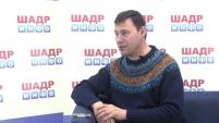 """Программа """"Интервью"""" - Валерий Мурзин о путешествии по России"""