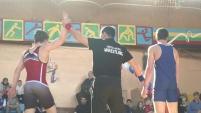 II командный турнир городов УрФО по греко римской борьбе