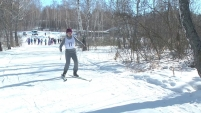 Лыжные гонки в зачёт областной cпартакиады инвалидов