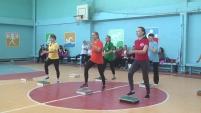 Спартакиада сотрудников детских садов Шадринска