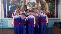 Победа наших спортсменов на всероссийском фестивале по адаптивному дзюдо