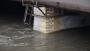Подъем уровня воды в реке Канаш