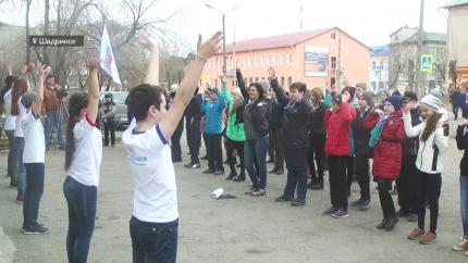 Всероссийская акция «Что такое ГТО?»