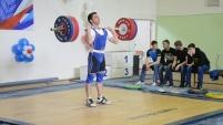 Чемпионат Курганской области по тяжелой атлетике