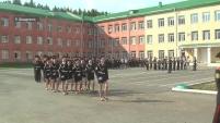 Репетиция парада Победы в Шадринске