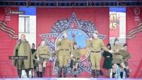 Празднование Дня Победы в Шадринске