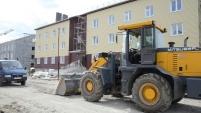 Контроль выполнения программы переселения из ветхого жилья