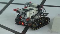Робототехника: 2 место в России