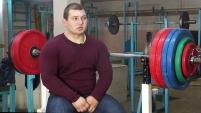 Роман Симахин - победитель первенства мира по жиму штанги лёжа