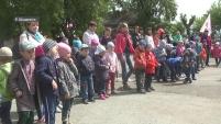 День защиты детей в Шадринске