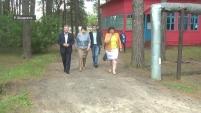 Александр Карпов посетил детский оздоровительный лагерь «Салют»