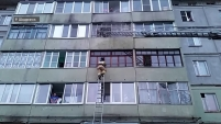 Подробности пожара по ул.Ефремова, 7