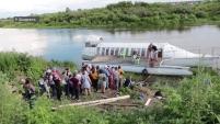Возрождение водного транспорта на Исети