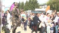 Подготовка к предстоящему Дню города в Шадринске